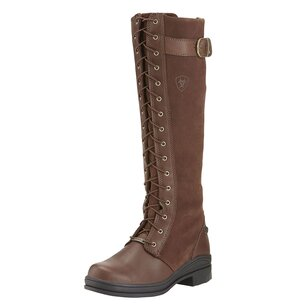 Ariat Coniston Waterproof Insulated Ladies Boots - Chocolate