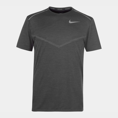 Nike Techknit T Shirt Mens