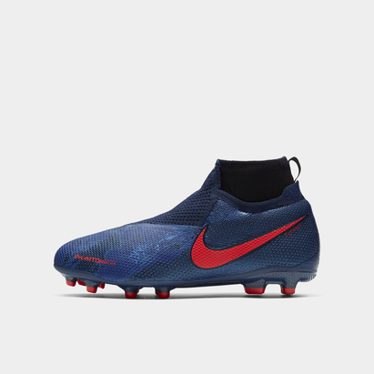 b5beca33960 Nike Phantom Vision Elite DF Junior FG Football Boots