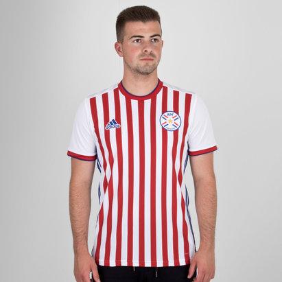 adidas Paraguay Replica Shirt 2018 19 Mens