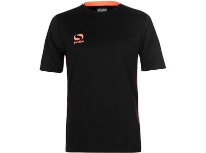 Sondico Fundamental Polyester Football Top Mens
