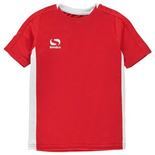 Sondico Fundamental Polo T Shirt Junior Boys