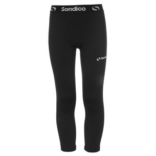 Sondico Core Three Quarter Tights Junior Boys