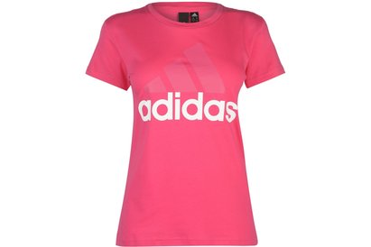 adidas Linear QT T-Shirt Ladies