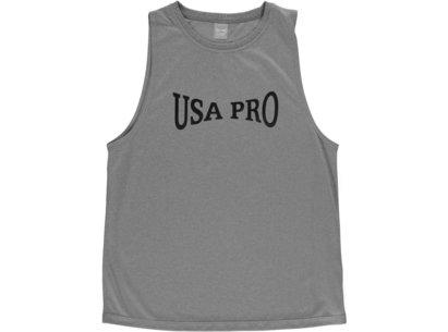USA Pro Logo Vest Junior Girls