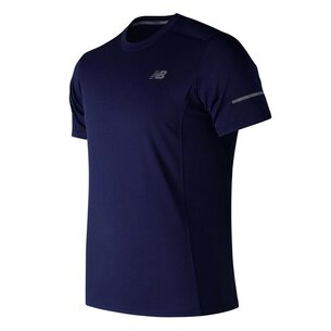 New Balance Core Run T Shirt Mens