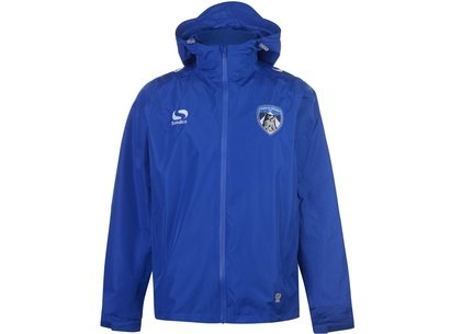 Sondico Oldham Athletic Rain Jacket 2018 2019