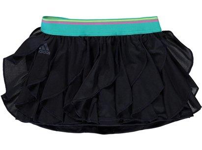 adidas Frilly Skirt Junior Girls
