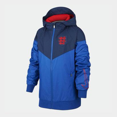 Nike England Wind Runner Jacket 2020 Junior