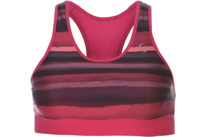Brooks Comfort Sureshot Racer Sports Bra Ladies