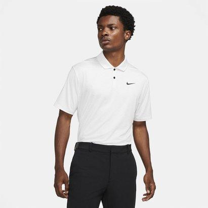 Slazenger Dri FIT Vapor Mens Striped Golf Polo Shirt