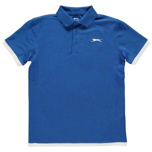 Slazenger Court Polo Shirt Junior Boys