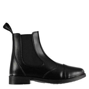 Requisite Aspen Ladies Jodhpur Boots - Black