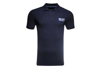 Canterbury RWC 2015 No.8 Plain Polo Shirt