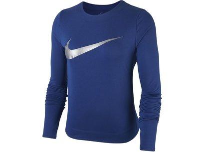 Nike Dry Element Running Top Ladies
