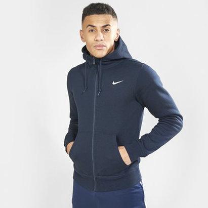 Nike Sportswear Club Fleece Mens Full Zip Hoodie