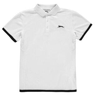 Slazenger Court Tennis Polo Shirt Junior