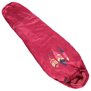 Jack Wolfskin Grow Up Sleeping Bag Childs