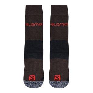 Salomon Heavyweight 2 Pack Walking Socks Mens