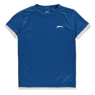 Slazenger Court T Shirt Junior Boys