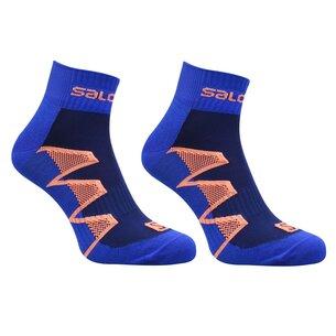 Salomon XA Pro Running 2 Pack Socks Mens