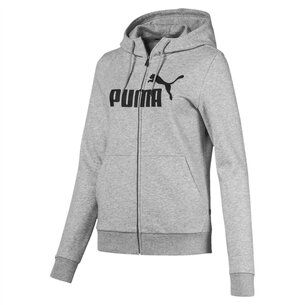 Puma No1 Logo Hoodie Ladies