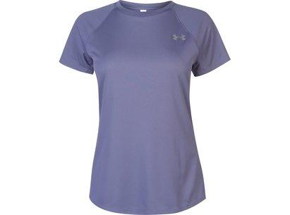 Under Armour Speed Stride T Shirt Ladies