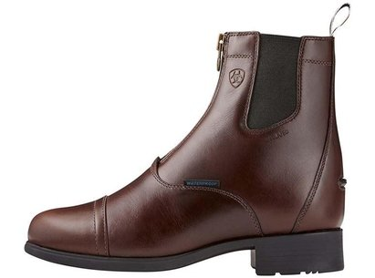 Ariat Bromont Pro Zip Paddock H20 Insulated Chocolate