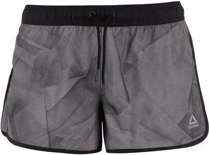 Reebok AOP Woven Shorts Ladies