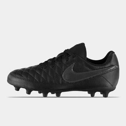 Nike Majestry Junior Boys FG Football Boots