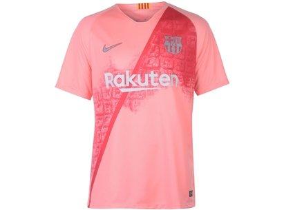 Nike Barcelona Third Shirt 2018 2019