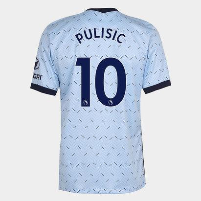 Nike Chelsea Christian Pulisic Away Shirt 20/21 Mens
