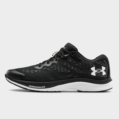 Under Armour Charged Running Trainers Ladies