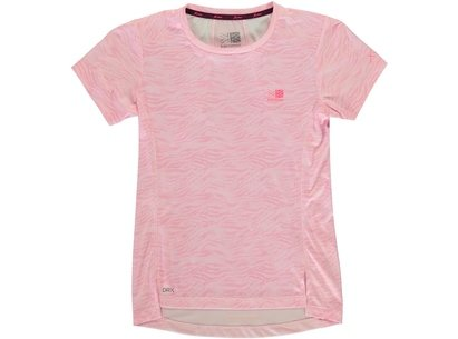 Karrimor X Lite Race Short Sleeve T Shirt Junior Girls