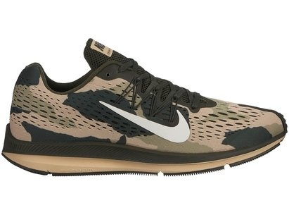 Nike Zoom Winflow 5 Camo Mens Running Shoes