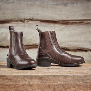Dublin Evolution Double Zip Paddock Boots Ladies