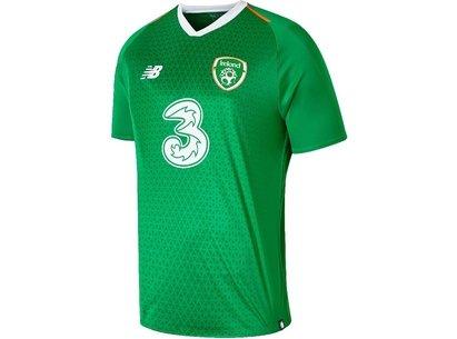 New Balance Ireland Home Shirt 2018 2019