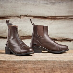 Dublin Evolution Zip Jodhpur Boots