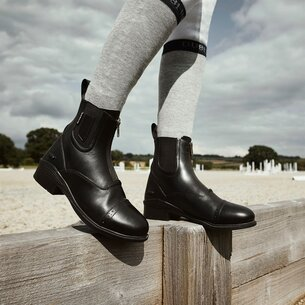 Dublin Evolution Zip Jodhpur Boots