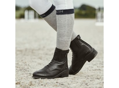 Dublin Evolution Lace Front Paddock Boots