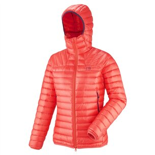 Millet Down Hooded Jackets Ladies