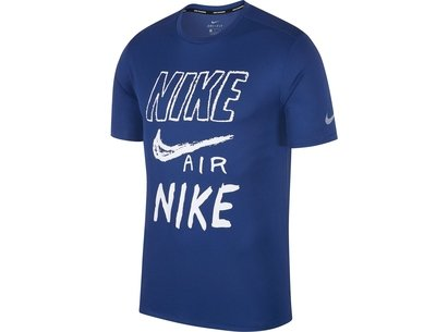 Nike Breathe GX T Shirt Mens