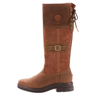 Ariat Langdale H2O Ladies Country Boots - Java