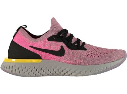 Nike Epic React FlyKnit Junior Running Shoes