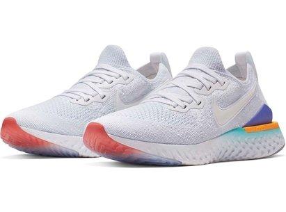 Nike Epic React Flyknit 2 Ladies Running Shoes