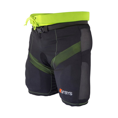 Grays 2018 Nitro Hockey Goalkeeping Junior Padded Shorts