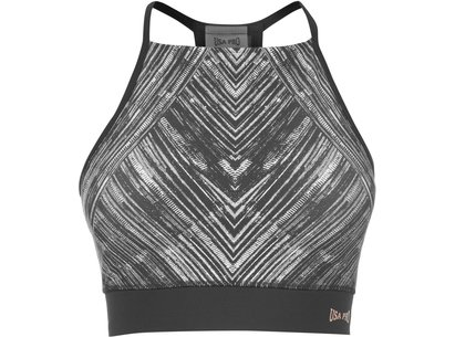 USA Pro Halter Neck Sports Bra Ladies