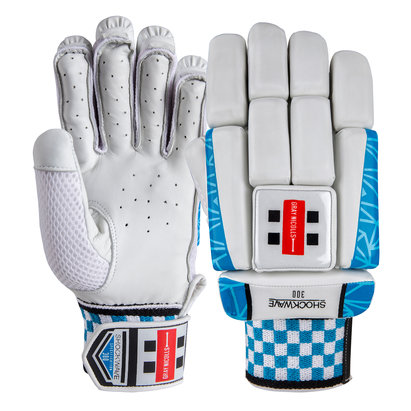 Gray-Nicolls Shockwave 300 Cricket Batting Gloves