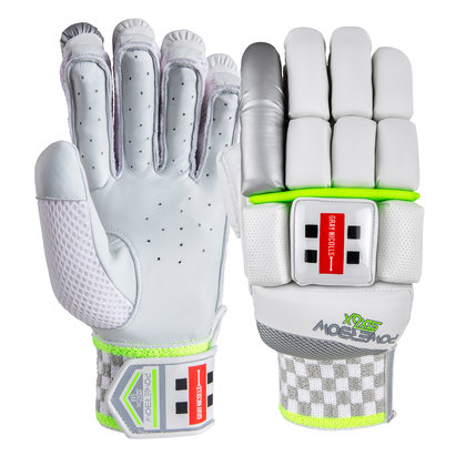 Gray-Nicolls Powerbow 6X 500 Cricket Batting Gloves