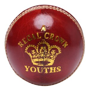 Readers County Imperial Crown A Cricket Ball